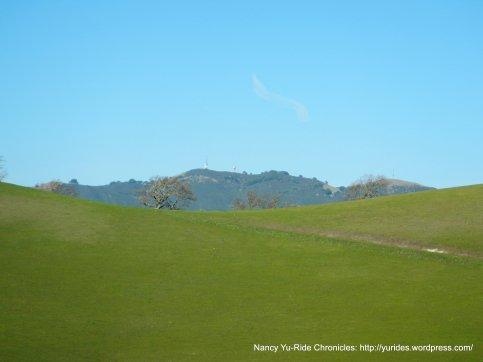 vibrant green hills-Diablo background