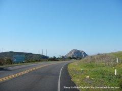 approaching Morro Bay