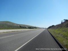 CA 1 south