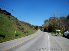 climb up Old Creek Rd