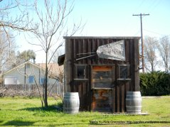 old shack in Creston