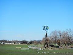 wind mill off CA 41