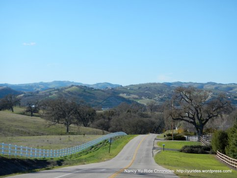 River Rd back to Paso Robles