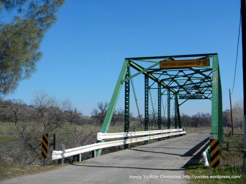 Cholame Road Bridge