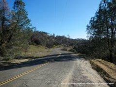 descend Vineyard Canyon Rd
