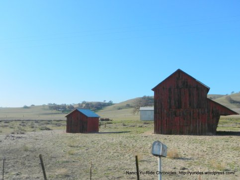 old farm structures