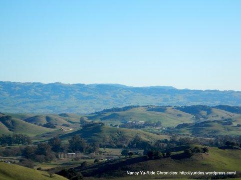 Petaluma valley