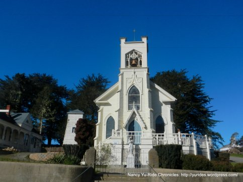 Tomales Church