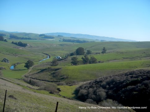 valley views from CA 1 north