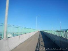 Bike/Ped path over Benicia-Martinez Bridge