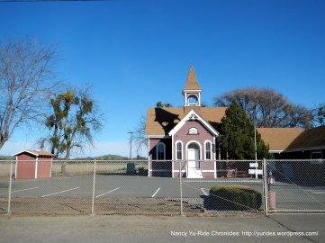 Historic Gomer School in Rockville