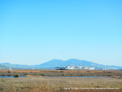 Mothball Fleet with Diablo in the background
