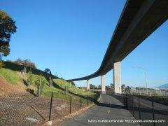 appraoching bridge crossing