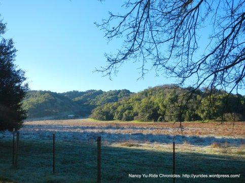 open ranchland on Bear Creek Rd