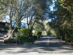 up Loma Vista