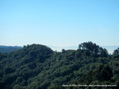 Siesta Valley hills