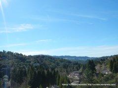 view of Orinda valley