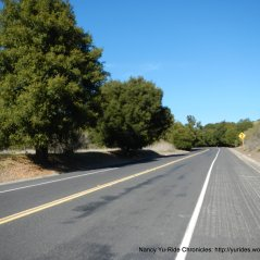 Bear Creek Rd near Briones Park