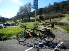 stop at Pleasanton Ridge Park
