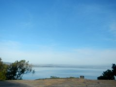 view of San Pablo Bay