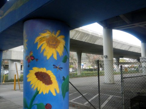 Hwy 101 underpass