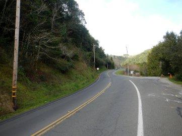 climb up White Hill