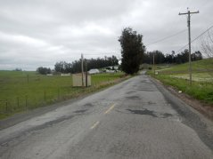 Spring Hill Rd-potholes and cracks