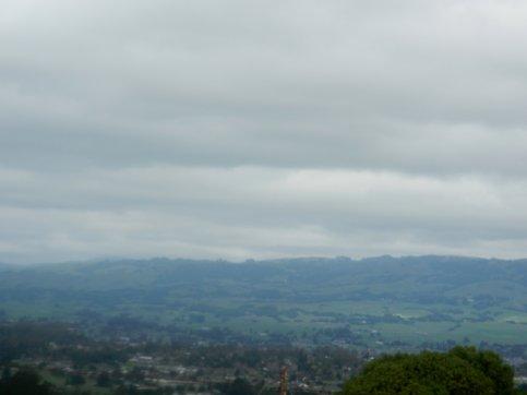 view of Petaluma