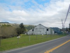 Nicasio Cheese Factory