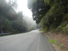 Crow Canyon into Castro Valley