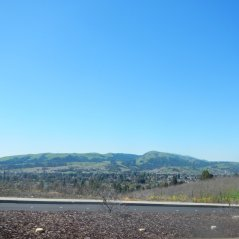 San Ramon Valley views