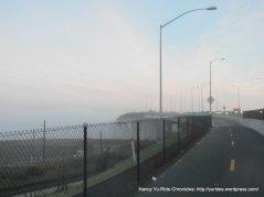 crossing the Benicia-Martinez Bridge