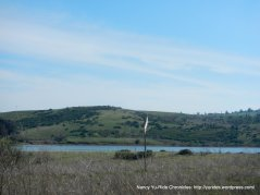 glimpse of Lake Herman