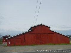 fantastic red barn