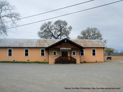 Pope Valley Grange