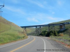 up Altamont Pass Rd