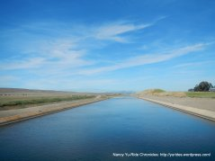 waterway from Bethany Reservoir