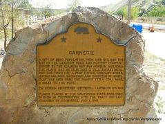 Carnegie plaque