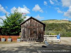 little brown shack