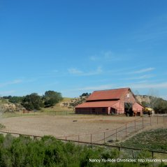 horse ranch along CA 154