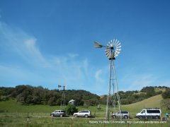 windmill on Foxen Canyon