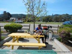 lunch stop-Los Alamos