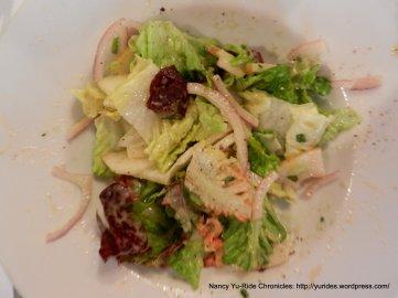 Baby Lettuce Salad
