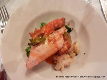 Chicken Toscano