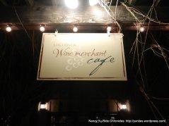 Wine Merchant Cafe