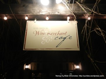 Wine Merchant Cafe