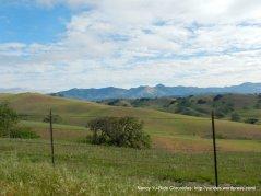 view of San Rafael Mountains
