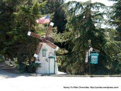little windmill on CA 246