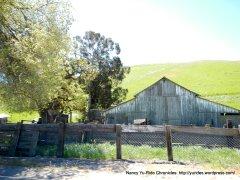 old barn on manning