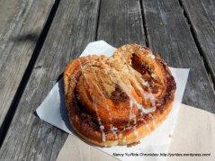 butter horn pastry